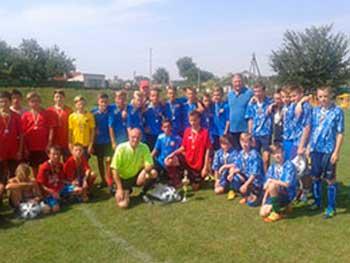 Відбувся турнір Кубку Федерації футболу Черкаського району