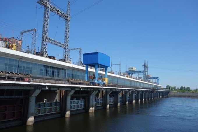 «Турбоатом» реконструюватиме Канівську ГЕС за 1,5 мільярда
