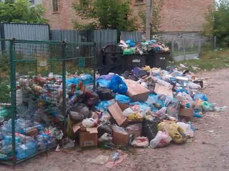 У Черкасах підняли тариф на вивезення сміття