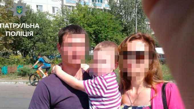 У Черкасах загубили трирічну дитину