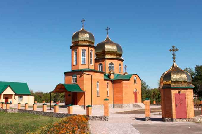 5 років і понад 6 мільйонів гривень витратили на зведення храму у Степанецькому