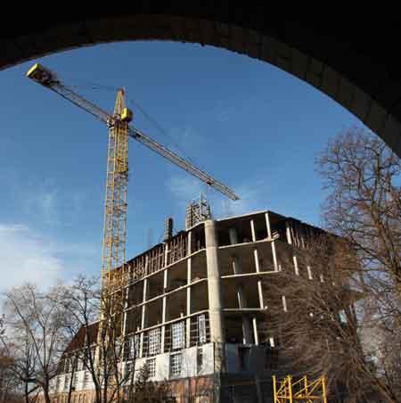 У Черкасах збирають метал та гроші на виготовлення дзвону майбутньої дзвіниці Михайлівського собору