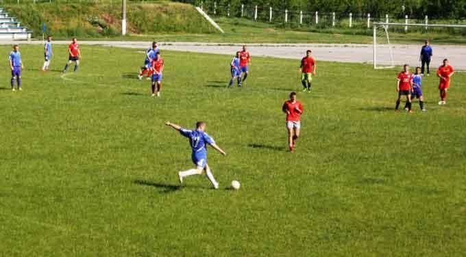 Завершився чемпіонат Чигиринського району з футболу