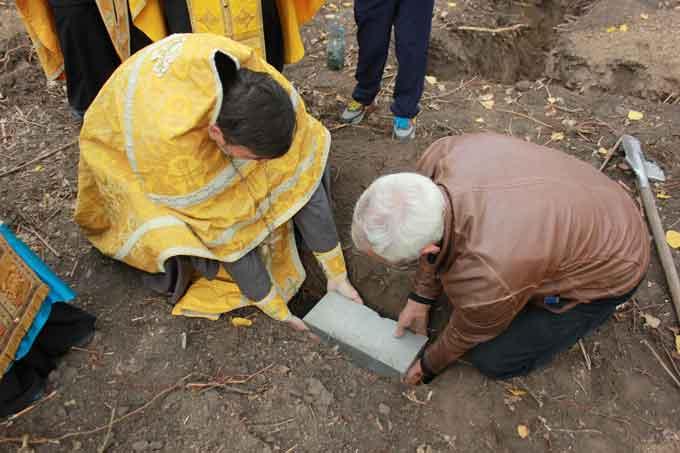 На Жашківщині постане новий храм