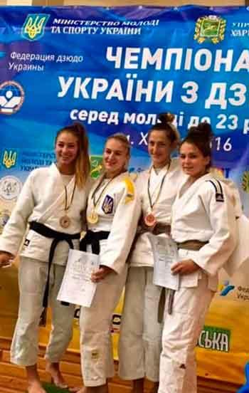 Дзюдоїсти Драбівщини стали чемпіонами міжнародних і всеукраїнських змагань