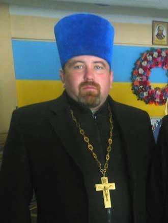 Протоієрея Богдана Степчука нагороджено медаллю