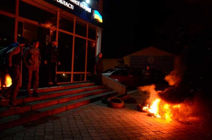 Ситуація щодо призначення Лютого головою черкаської поліції ще до кінця не вирішена