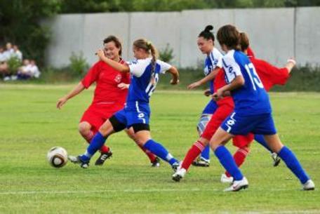 У Каневі планують розвивати жіночий футбол
