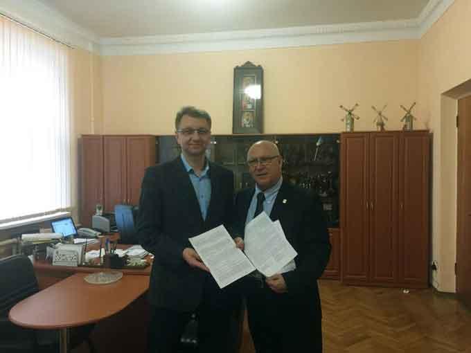 У Золотоноші підписали Меморандум про співпрацю з іспанськими промисловцями