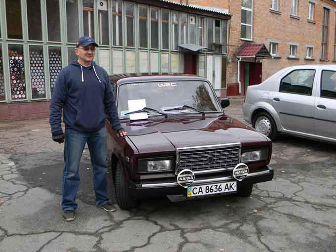 Кращі тюнінговані авто визначили в Черкасах (фото)