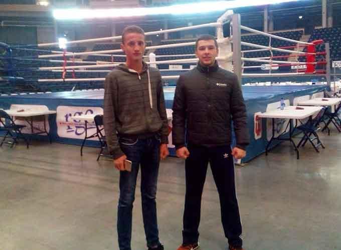Уманські боксери взяли