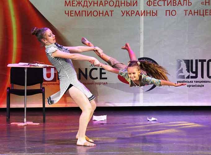 Черкаські танцівниці вибороли низку нагород Міжнародного фестивалю