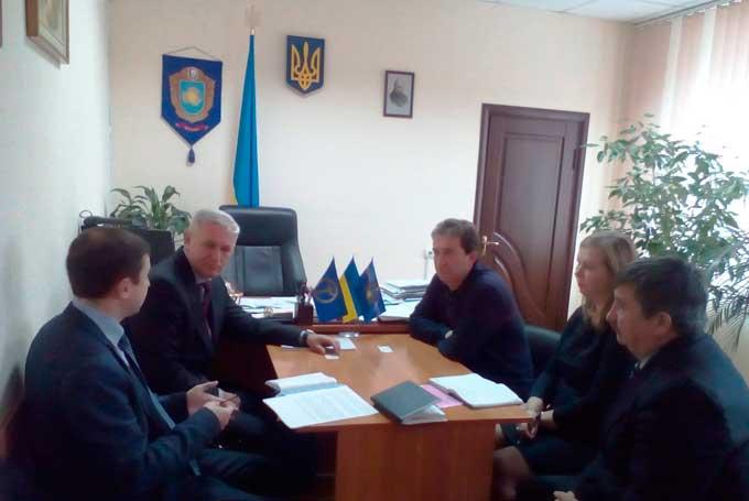 Служба зайнятості Черкащини розглядає питання щодо участі у реалізації міжнародних грантових проектів
