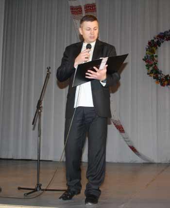 Олександр Солодар презентував збірку Чигиринського фольклору
