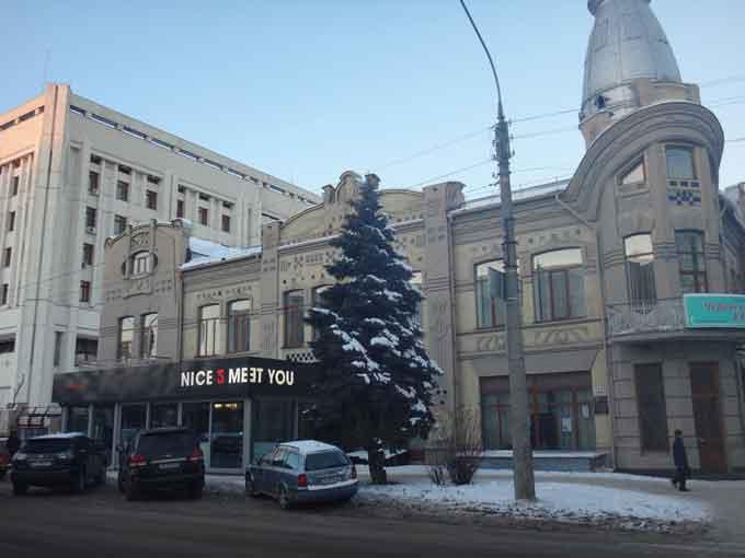 Дружина губернатора Черкащини перебудувала історичну споруду в центрі міста