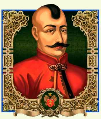 Відомий історик пропонує перейменувати черкаську вулицю Байди Вишневецького