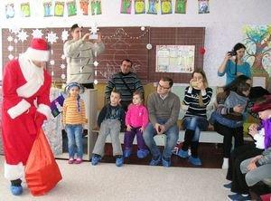 Одними із перших Дід Мороз відвідав «Сонячних дітей Черкащини»