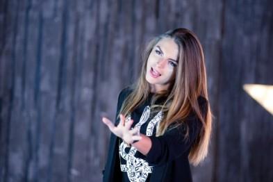 Співачка, родом із Черкас, хоче взяти участь у Євробаченні