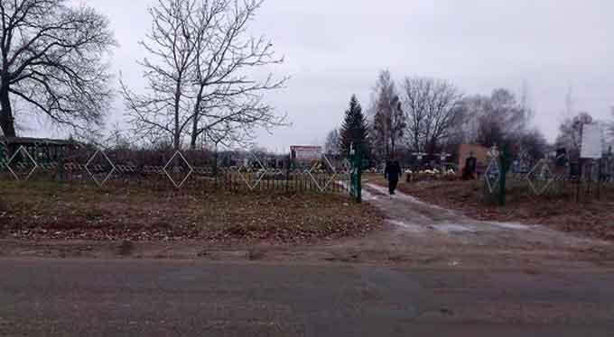 На Кам'янщині вандали пошкодили 10 могил (фото)