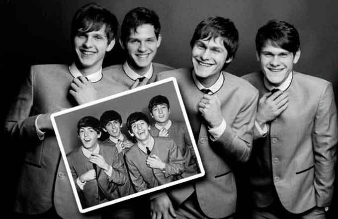 Черкаський гурт переспівав найвідоміші хіти The Beatles