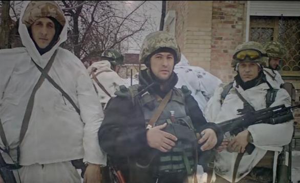 У Черкасах покажуть Національну прем'єру фільму «Воїни духу» (трейлер)