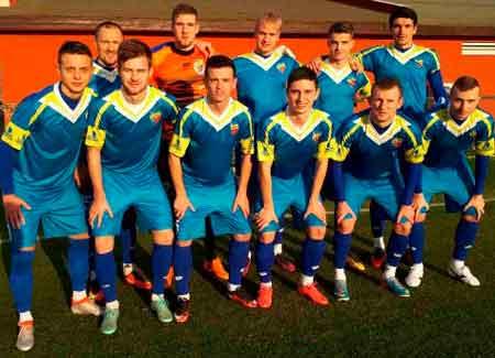 «Черкаський Дніпро» зіграв у нічию 1:1 з учасником єврокубків «Динамо» Батумі