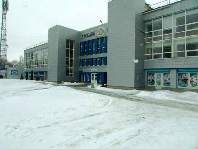 Для переобладнання черкаського стадіону залучать концерн «Кока-Кола»