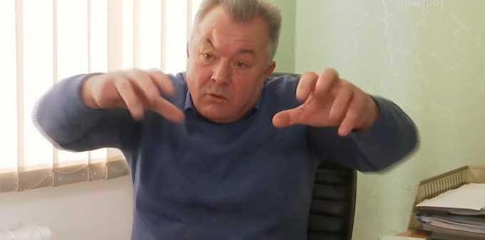 Рибченко каже, що його били 30 людей, а також стріляли та грабували