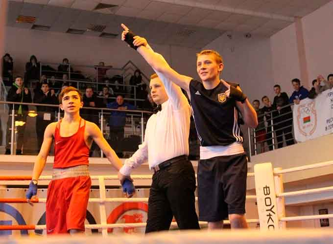 Уманські боксери підкорили Білорусь