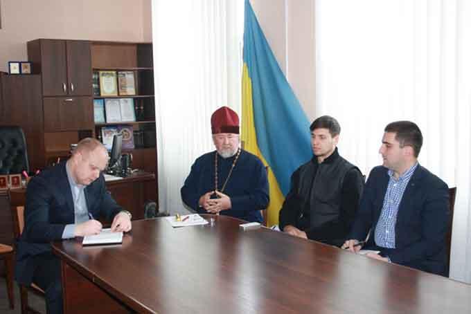 На Чигиринщині розпочато активно підготовку до проведення холодноярського прощення
