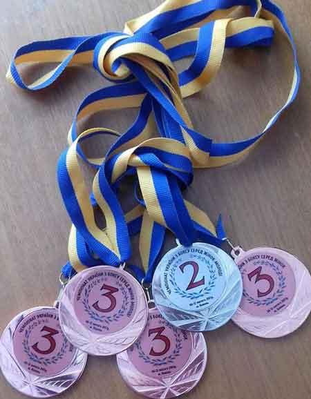 Жіноча збірна Черкаської області з боксу здобула нагороди чемпіонату України
