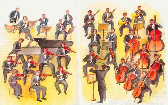 Черкаський театр шукає артистів оркестру