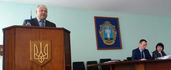 Жашківські депутати хотіли виразити недовіру начальнику поліції, але не змогли