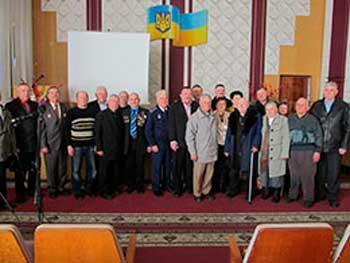 Черкасской районной организации ветеранов исполнилось 30 лет