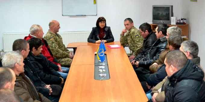 Жителям Лисянщини пропонують роботу у військовому комісаріаті