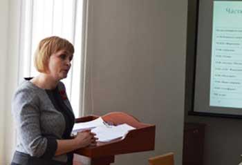 Переможцем конкурсу на посаду директора КП «Фармація» комісія визнала Валентину Ніколенко