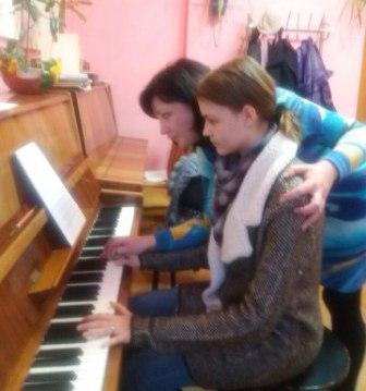 Фортепіанний майстер-клас відбувся у Монастирищі