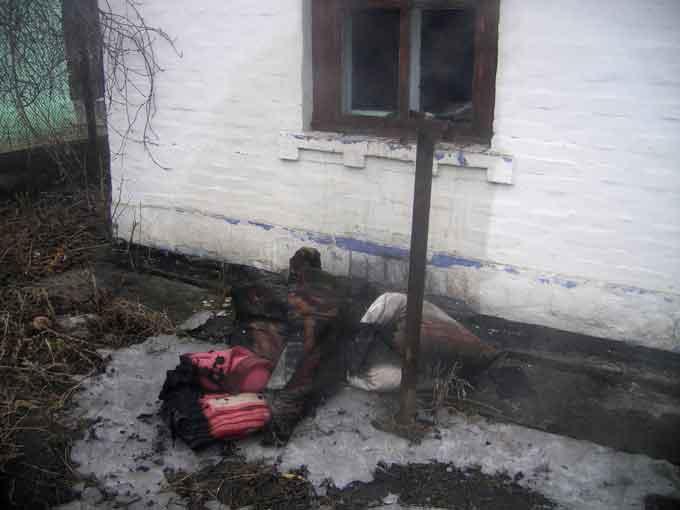 В Тальному на пожежі загинув чоловік