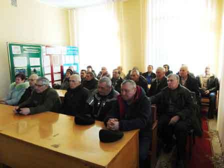 В Звенигородці керівники зустрілися з потерпілими на виробництві