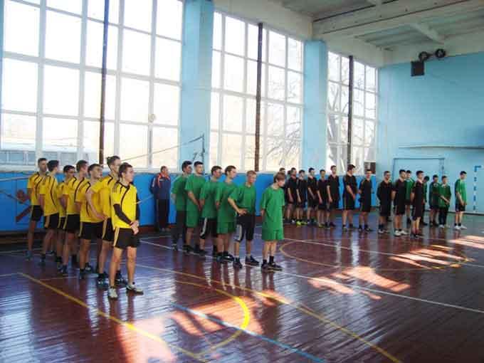 Відбувся фінальний турнір з баскетболу на першість Чигиринського району
