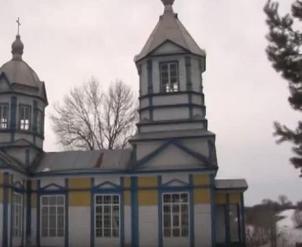 На Кам'янщині руйнується храм, якому більше ста років