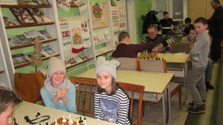 В Монастырище прошел шашечный турнир