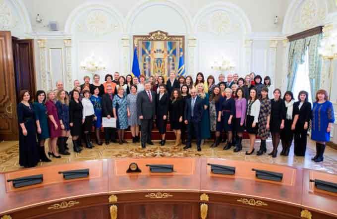 Вчителі англійської мови з Черкащини отримали сертифікати та стипендії від Президента