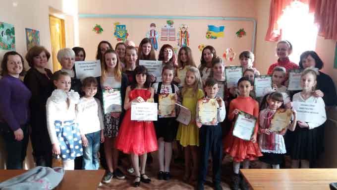 В Мошнах пройшов Вокальний конкурс «Пісні мого краю»