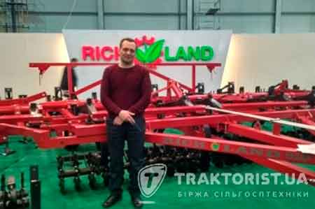 Черкаською агротехнікою зацікавилися у Європі