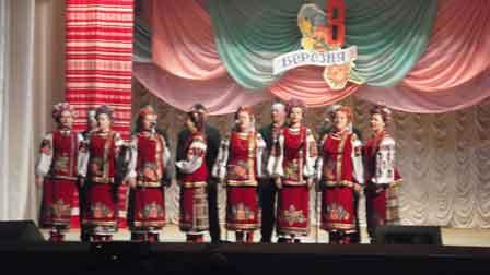 7 березня з нагоди 94-ї річниці від дня утворення Корсунь-Шевченківського району в районному будинку культури відбулись урочисті заходи.