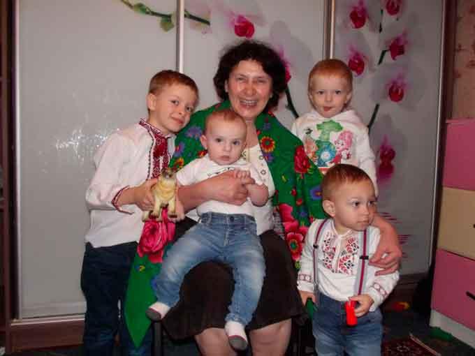 На Черкащині визначено переможців фотоконкурсу «Моя бабуся»