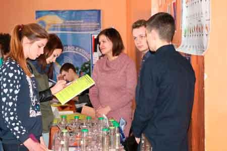 У Смілянському коледжі харчових технологій відбувся День відкритих дверей