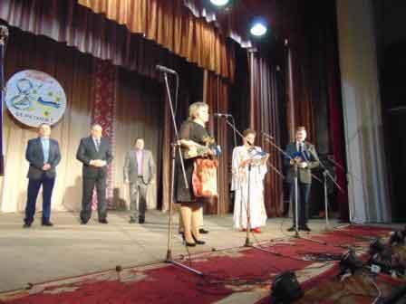 В Звенигородському районі відбувся конкурс «Жінка року»