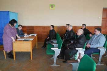 У Ватутіному сформовано новий склад Громадської ради та обрано її керівний склад